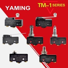 CM-1701 Snap Action Long Hinge Lever Momentary Micro Limit Switch