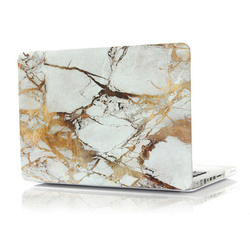 Marble Texture Case for Macbook Pro 13 retina sleeve Pro 15 laptop bag Air 13 case cover for Macbook 12 Air 11 Retina 15 2017 new arrival laptop bag case for macbook air 11 13 pro 11 12 13 pro retina 13 cover for macbook laptop sleeve