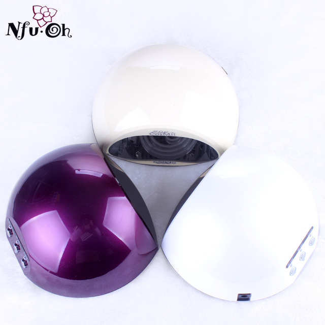 Pearl Long Life UV Lamp,30sec/60sec led lamps/Long-life pearl nail uv lamp