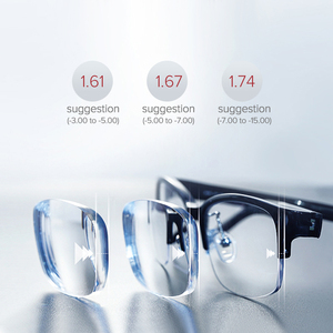 Image 3 - 프로 그레시브 처방 안경 남성 Photochromic 안티 블루 라이트 안경 남성 광학 근시 안경 Clear Korea TR90 Frame