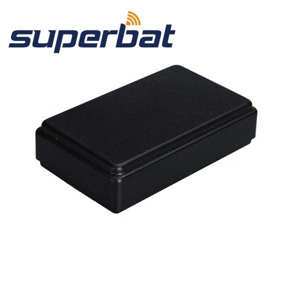 Superbat New 10pcs Black Plastic Project Box Enclosure Case DIY 15.5x35.5x58.5mm