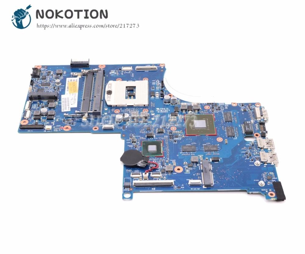 все цены на NOKOTION For HP Envy 17 M7 17T Laptop Motherboard 720267-501 720267-001 MAIN BOAD HM86 DDR3L GT750M 2GB