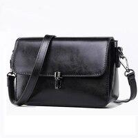 New Fashion Genuine Leather Female Women S Bag Casual Women S Shoulder Bag