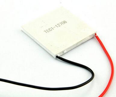Free shipping 10PCS TEC1-12706 12706 TEC Thermoelectric Cooler Peltier 12V New of semiconductor refrigeration Connector