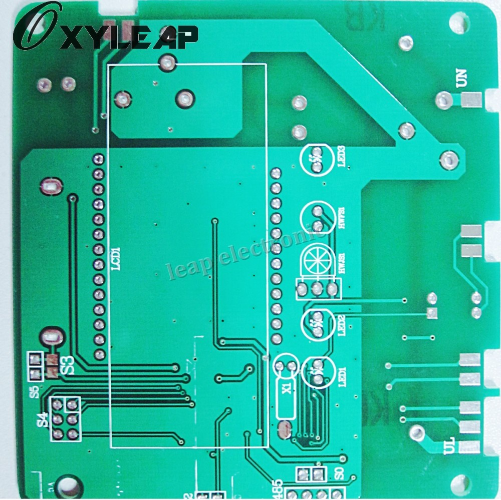 2 Layer Printed Circuit Board Assemblypcba Manufacturerpcb Assembly Pcba Production Buy Productioncircuit 1 2layer Quick Turn Pcb Boards