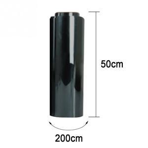 Image 5 - 200*50CM pellicola per vetri impermeabile specchio unidirezionale adesivi per isolamento argento rifiuto UV Privacy pellicola per vetri per la decorazione della casa