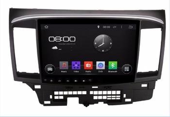 "10.1""ANDROID 9.0 1024*600 Fit MITSUBISHI LANCER 2006 - 2012 - 2014 2015 Car DVD PLAYER Multimedia Navigation GPS Radio AUDIO DVD"