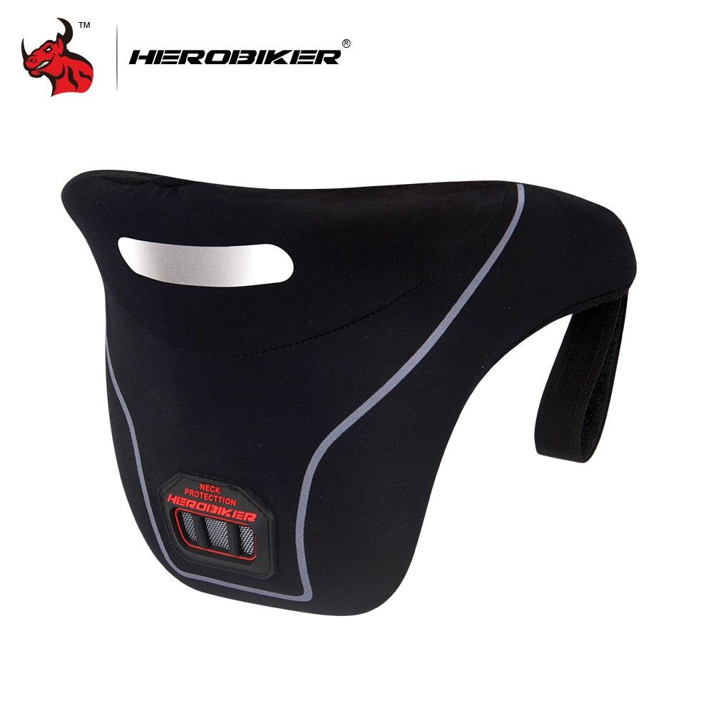 HEROBIKER Motorcycle Neck Protector downhill MTB bike Long-Distance Racing Protective Brace Motocross Neck Guard