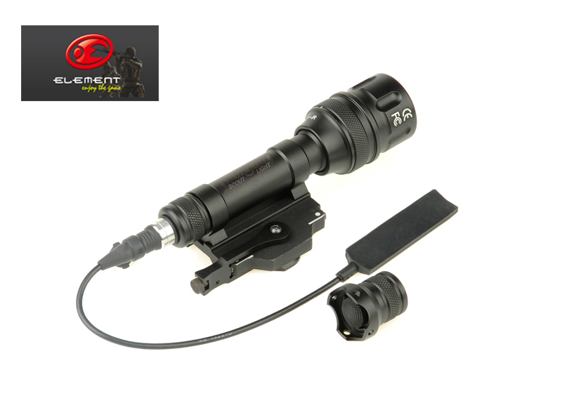 Element SF M620V Quick Detach Scout Weapon Light LED Full Version+Free shipping(E040053)