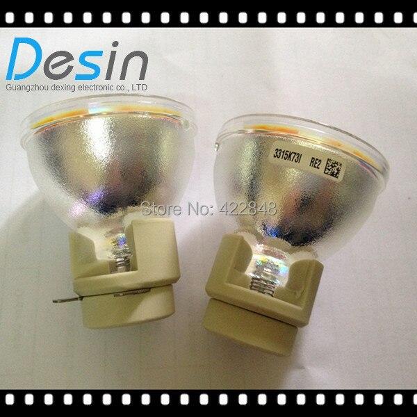 ФОТО 5j.j0705.001 Original Bare Projector Lamp for BenQ HP3325 MP670 W600 W600+ Projectors P-VIP 230/0.8 E20.8