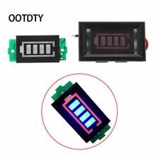 1S 2S 3S 4S 6S 7S Lithium Battery Capacity Indicator Module Green Display 3.7V 8.4V 12.6V 16.8V 25.2V 29.4V Power Level