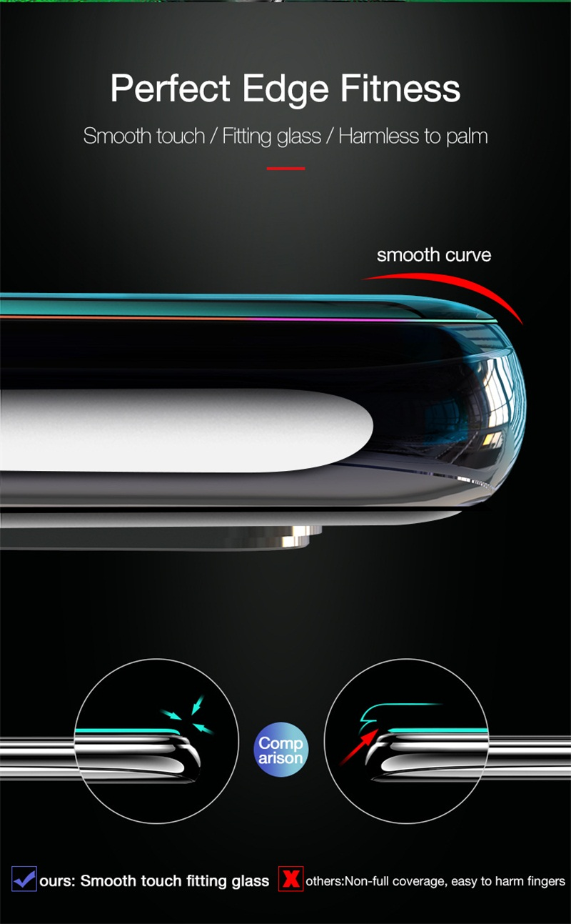 7. for huawei mate 20 pro tempered glass
