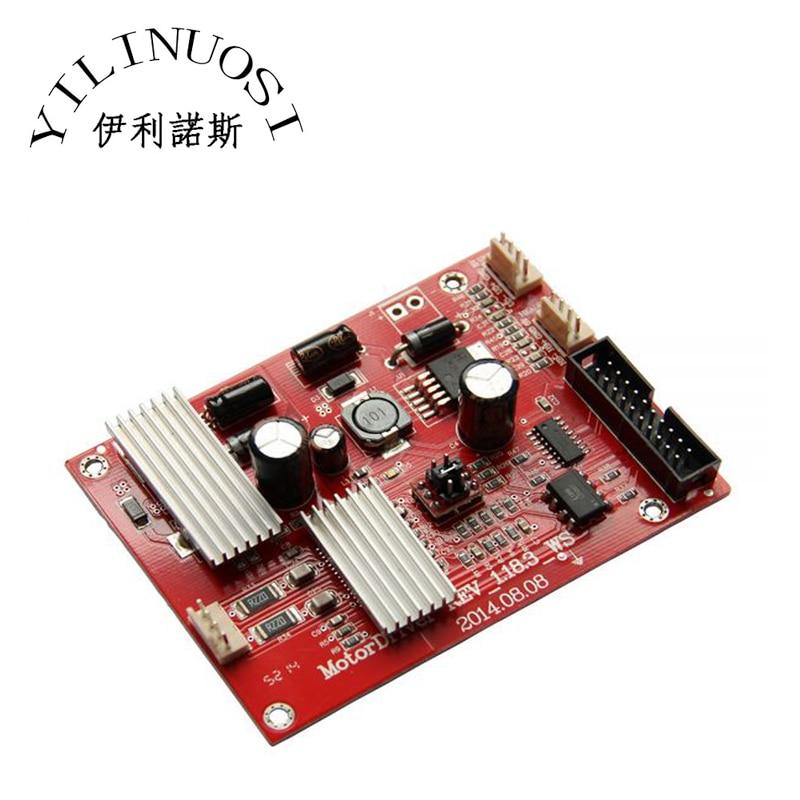 Galaxy UD-181LA / UD-181LC / UD-2112LA / UD-2512LA Printer Motor Board galaxy ud 181la 181lc 2112la 2512la printer power supply board printer parts