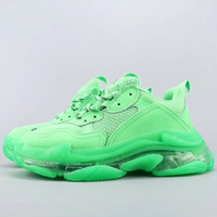 2019 Женская и мужская спортивная обувь для влюбленных; летние дышащие сетчатые кроссовки для мужчин; сетчатые кеды из натуральной кожи