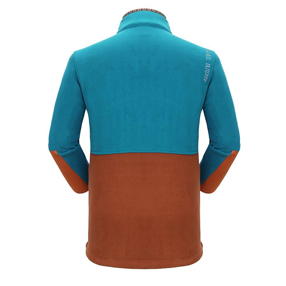Grail Outdoor Hiking Jacket Ерлер Thicken Brand Fleece Jacket - Спорттық киім мен керек-жарақтар - фото 4