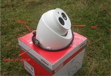 DAHUA HDCVI DOME Camera 1/2.9″ 1Megapixel CMOS 1080P IR 50M IP66 DH-HAC-HDW1100E-A security camera built in mic PAL