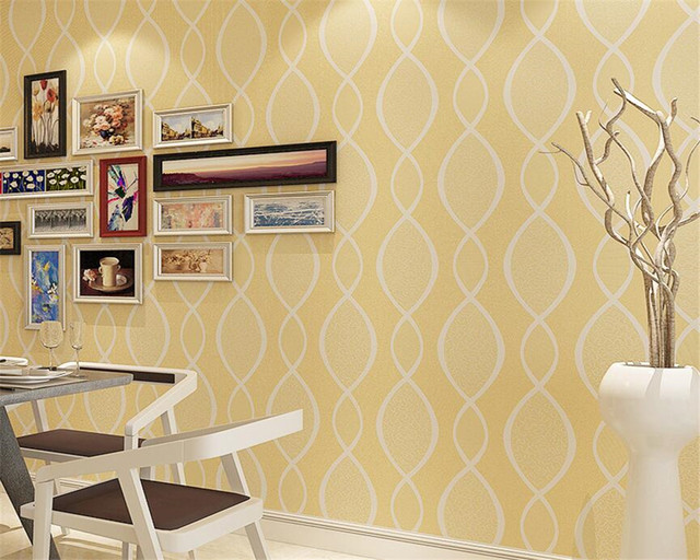 Online Shop Beibehang Modern Simple Decorative Wallpaper 3D Stereo ...