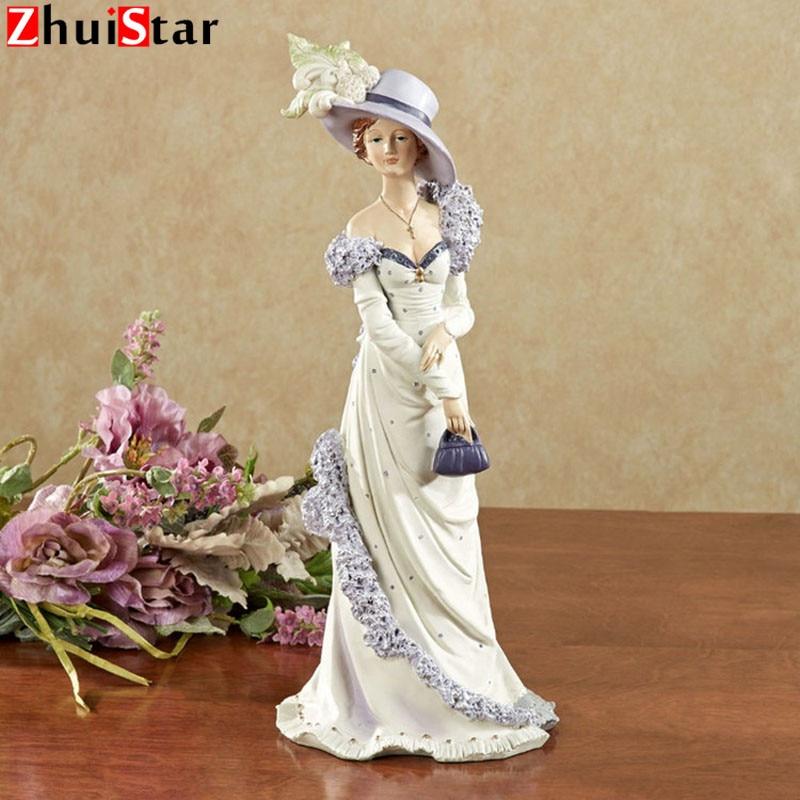 Full Square Drill Mosaic 3D DIY Diamond Painting Elegant lady Cross Stitch Diamond Embroidery Decor Home XY1