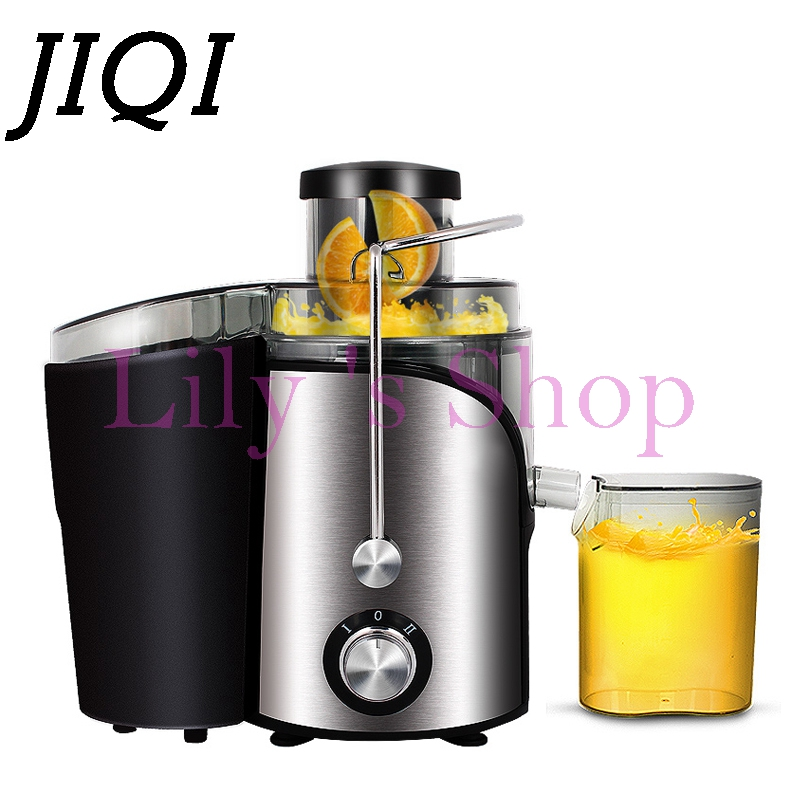 Large diameter slow juicer multifunction low speed squeezer household Juice maker fruits vegetable Extractor machine EU US plug whole slow juicer 300w 75 cm fruits low speed juice extractor juicers fruit machines