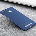 Original Xiaomi Redmi 3s Case Redmi 3s Cover Fashion Hard Silicone Scrub Back Cases For Xiaomi Redmi 3 s Phone case Redmi 3 pro