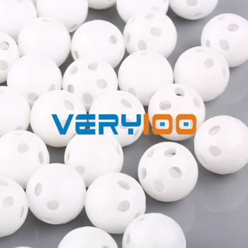 50pcs Pet Baby Squeakers Rattle Ball Noise Maker Insert Dog Toy 24mm
