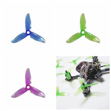2 Pairs Dalprop Cyclone T3056C 3056 3-blade Propeller Prop for RC Drone FPV Racing Multi Rotor Drone Parts Accessories