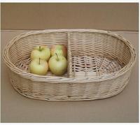 حرية الملاحة ، 39*26 * 10cm. الروطان الخوص سلال سلة من الفاكهة الغذاء ، لوحة الخبز ، مربع الحلوى ، الفاكهة لوحة ، الحلوى طبق