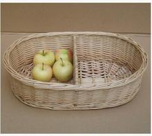 Freies verschiffen, 39*26 * 10cm. Rattan weidennahrungsmittelkorb von obstkörbe, Brot platte, Pralinenschachtel, Obstteller, Bonbonniere
