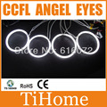 Hot selling ! Free Shipping VAZ LADA PRIORA 2170 CCFL ANGEL EYES RINGS,PRIORA NON PROJECTOR HALO RINGS, LADA 2170 CCFL CAR EYES