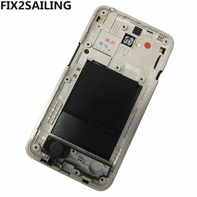 the latest f119a 5b26d US $9.55  For LG L70 Good Quality 4.5 inches Battery Back Cover Dual Sim  Card D325 Battery Back Cover Housing case With Free shipping -in Mobile  Phone ...