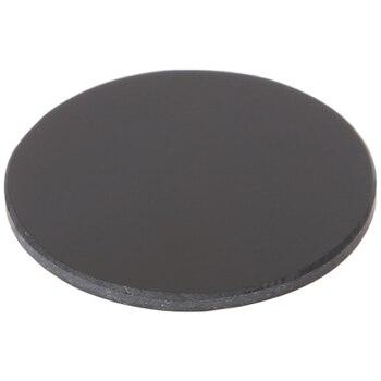 ZWB2 Filtro de banda ultravioleta UV diámetro de la linterna UV 28mm grosor 2mm