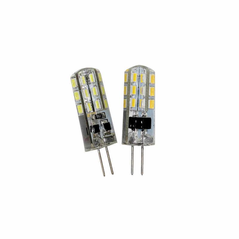 3W 5W 7W 7W G4 lámpara LED 12v AC/DC G9 COB bombilla LED 220v AC blanco cálido