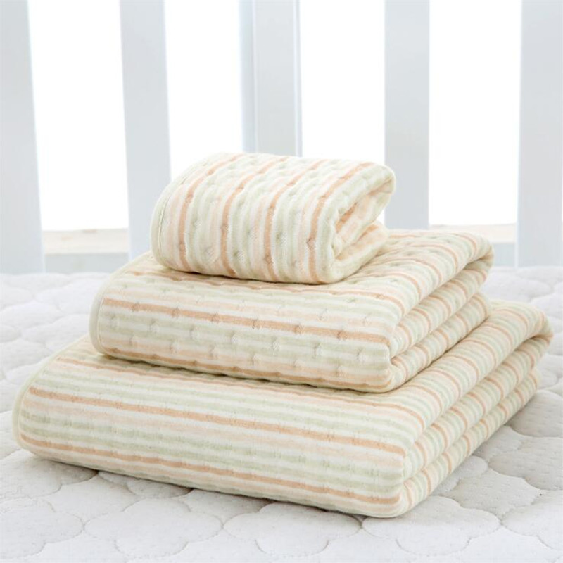 Colored Cotton Newborn Urine Pad Baby Summer Cotton Waterproof Washable Breathable Anti-Mat Pad Newborn Mattress