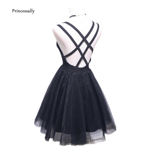 Robe de cocktail courte aliexpress