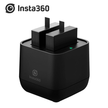 Original Insta360 ONE X 1200Mah Cold-Weather Battery Kits ONE X Battery Charger Hub Panoramic Camera 9V 2A 1 Hour Fast Charging стоимость