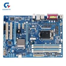 Gigabyte GA-Z68P-DS3 оригинальный использоваться для настольных ПК Z68P-DS3 Z68 LGA 1155 i3 i5 i7 DDR3 32 г SATA3 ATX
