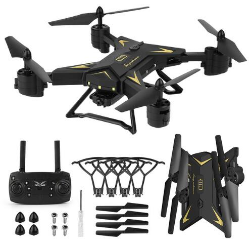 Helicopter Rc-Selfie-Drone JD601S Best Fpv Camera Fly-Time Wifi Origin With HD 30-minutes/Fly-time/Best/..