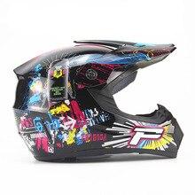 Ahp мотоциклетный шлем мотокросс Шлемы Moto Off Road Горные DH ATV грязный мотоцикл шлем