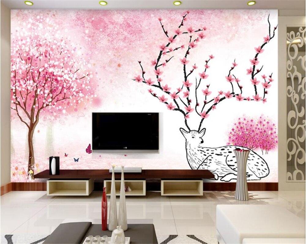 Roze Decoratie Woonkamer : Decoratie kinderkamer muursticker ballerina glitter