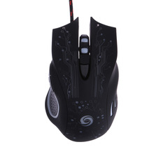 2016 New 3200DPI LED Optical 6D USB Wired Gaming Game Mouse Pro Gamer Computer Mice Mouse For PC High Quality