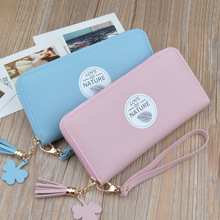 Fashion Women's Purse Clutch Bag Female Long Wallet Zipper Large-capacity Wallet Women Luxury Brand Mobile Wallet Carteras