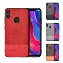 For xiaomi redmi 7 Note 7 case Note7 back cover fabric silicone tpu  protective Shockproof case coque for redmi Note 7 pro case стоимость