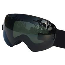 Ski Goggles Double Lens Anti-fog UV 400 Ski Glasses Men Women Skiing Snowboard Skateboard Snow Goggles Ski Mask