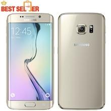 Original Unlocked Samsung Galaxy S6 Edge G925/Samsung Galaxy S6 G920 Mobile phone Octa Core 3GB RAM 32GB ROM 16MP 4G Cellphones