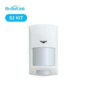Image 2 - Broadlink S1 المضيف ، S1 ، مجموعة أدوات إنذار SmartOne ، مجموعة العناية المنزلية لنظام التشغيل الآلي للمنزل الذكي