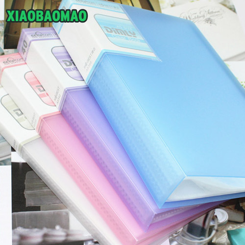 A5 20 Page / 30 Page / 40 Page / 60 Page File Folder Document Folder For Files Sorting Practical Supplies For Office And School notebook a4 inside page spiral 60 sheets 3 hole filler paper blank and line kraft paper office and school supplies writing pads