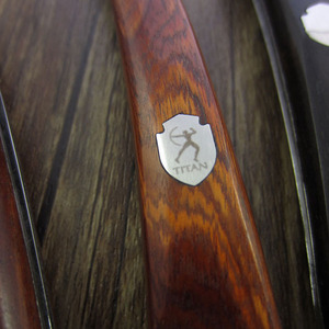 Image 5 - free shipping Titan straight razor  wooden handle   hand made  stainless steel balde