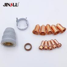 60510 Shield 60434 Spacer 60027 Swirl Ring Nozzle Tip 52558 Elektrode PT 80 PT80 Pt 80 Ipt 80 IPT 80 PTM80 PTM 80 plasma Torch