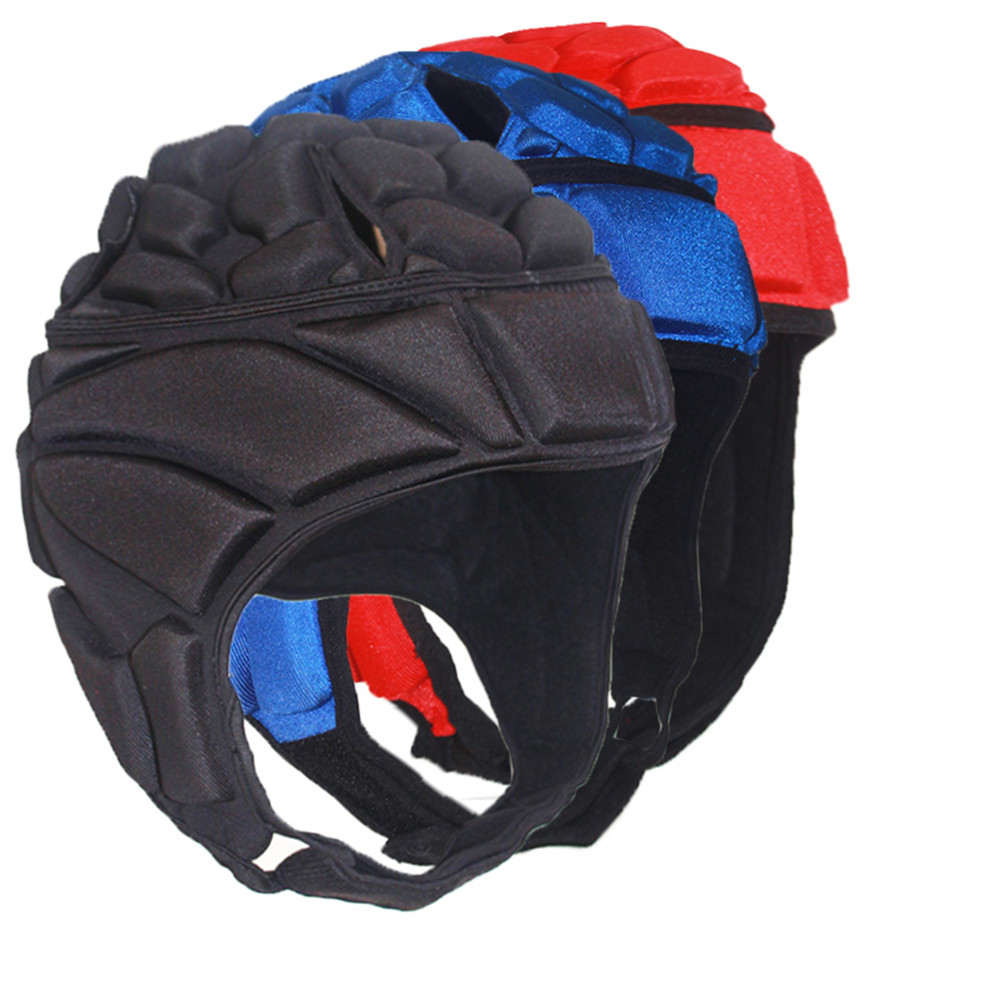 New goalkeeper helmet Adjust tense lax football helmets High quality soccer goalkeeper sport safety protector Head Protect Tools ...