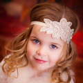 On sale baby girl headband with beaded crystal kids headband with rihinestone hair accessories